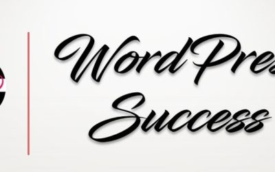WordPress Success Fall 2019
