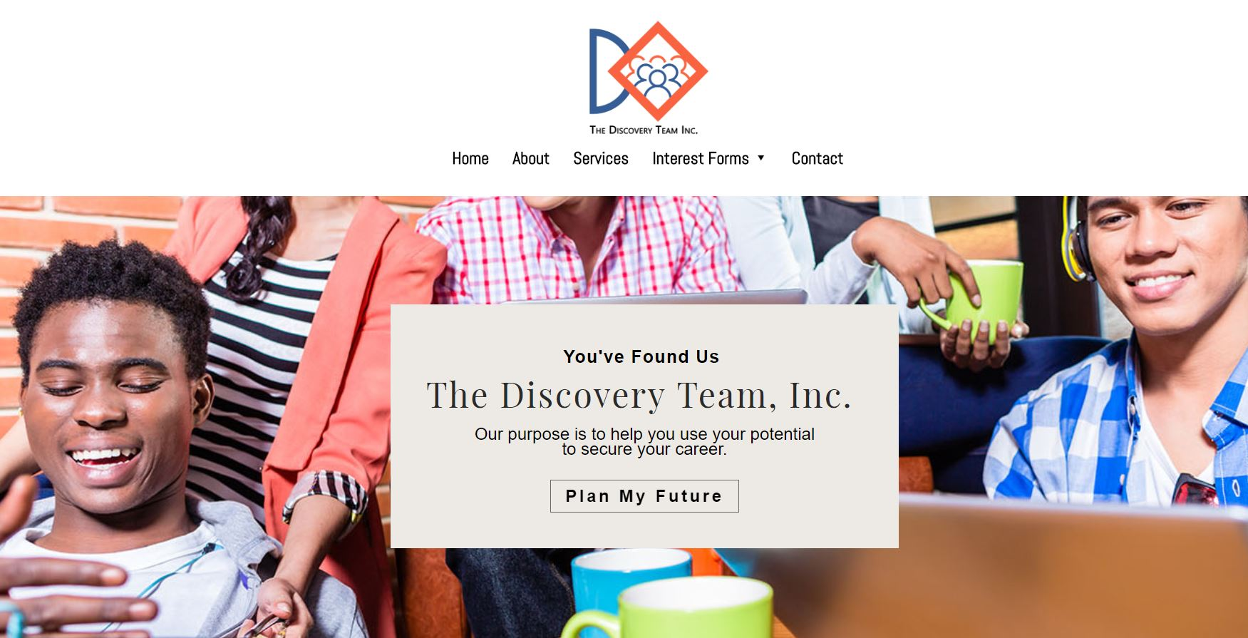 DesignDiva Sample - Website - DiscoveryTeam