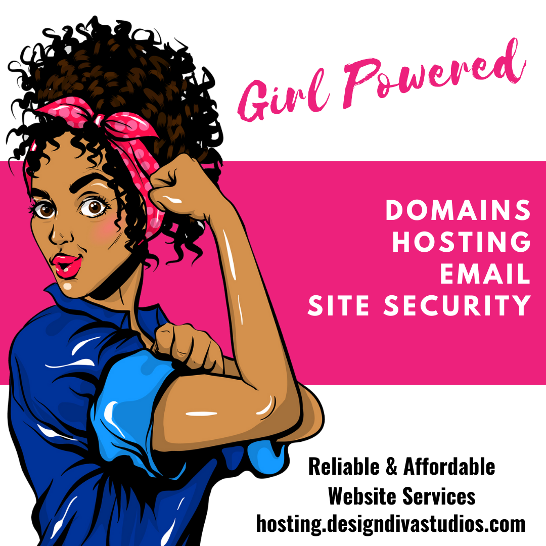 Girl Powered Services Graphic