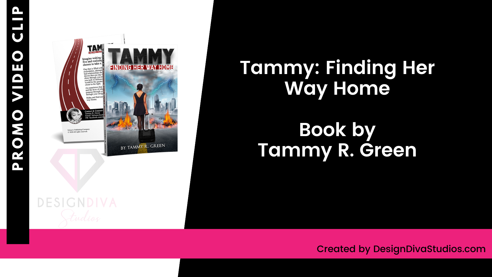 Promo Video Clip Cover - Tammy Finding Her Way Home