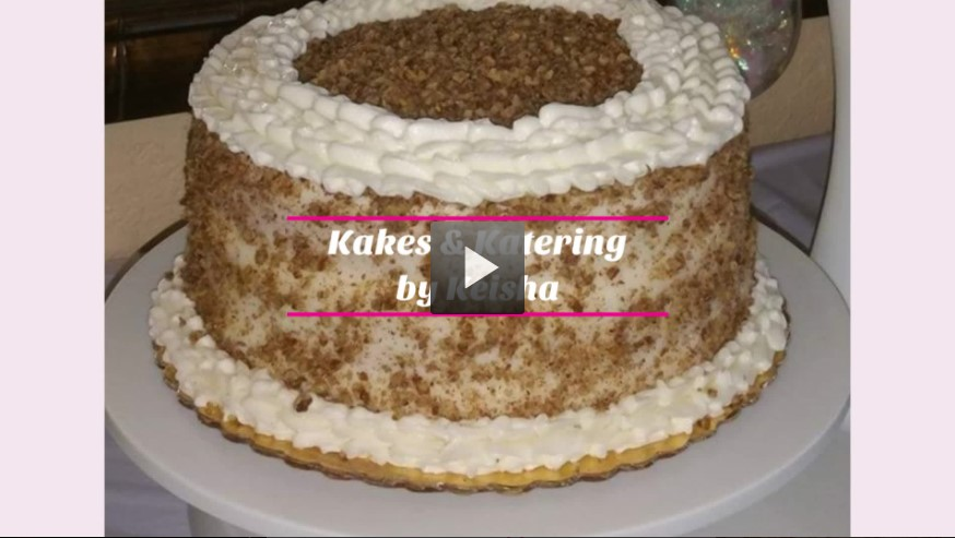 Kakes and Katering Video Clip Cover